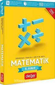 5.Sınıf Matematik / Öğrenci Takipli Eğitim Seti