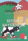 Sevimli Hayvanlar / Yıldız Çocuk Boyama Kitabı Serisi