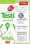 8.Sınıf Konu Testi Fen ve Teknoloji (32 Adet)
