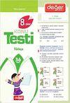 8.Sınıf Konu Testi Türkçe (36 Adet)