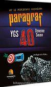 Paragraf / YGS 40 Deneme Sınavı