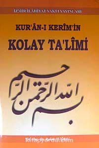 Kur'an-ı Kerim'in Kolay Ta'limi - Yrd.Doç.Dr. Rahim Tuğral pdf epub