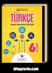6. Sınıf Türkçe Konu Anlatım Föyleri