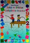 Okul Öncesi Zeka ve Dikkat Geliştirme Oyunları (5+ Yaş) (Kod:97)