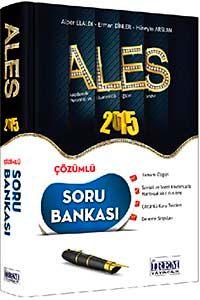 2015 ALES Çözümlü Soru Bankası - Kollektif pdf epub