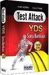 2015 Test Attack YDS Soru Bankası (3500 Özgün Soru)