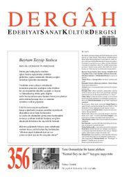 Dergah Edebiyat Sanat Kültür Dergisi Sayı:356 Ekim 2019
