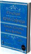 2015 Evveliyat KPSS Coğrafya Tamamı Çözümlü Soru Bankası