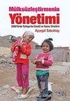 Mülksüzleştirmenin Yönetimi & 2000'lerde Türkiye'de Devlet ve Kamu Yönetimi