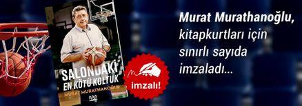 Salondaki En Kötü Koltuk. Murat Murathanoğlu, Kitapkurtları için Sınırlı Sayıda İmzaladı.