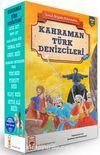 Kahraman Türk Denizcileri Seti (10 Kitap)
