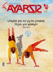 Ayarsız Aylık Fikir Kültür Sanat ve Edebiyat Dergisi Sayı:44 Ekim 2019