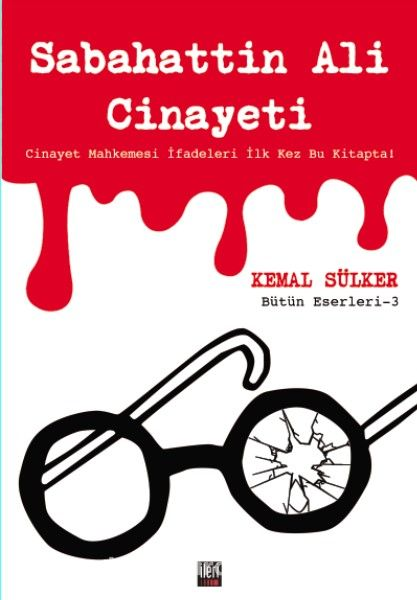 Sabahattin Ali Cinayeti - Kemal Sülker pdf epub