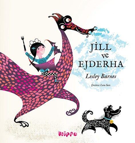 Jill ve Ejderha - Lesley Barnes pdf epub