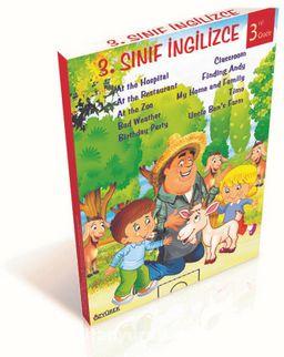 3. Sınıf İngilizce Hikayeler (10 Kitap Takım)