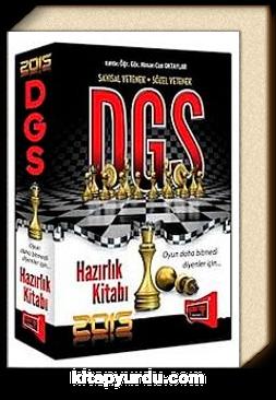 DGS Konu Anlatımlı Hazırlık Kitabı Sayısal Yetenek-Sözel Yetenek