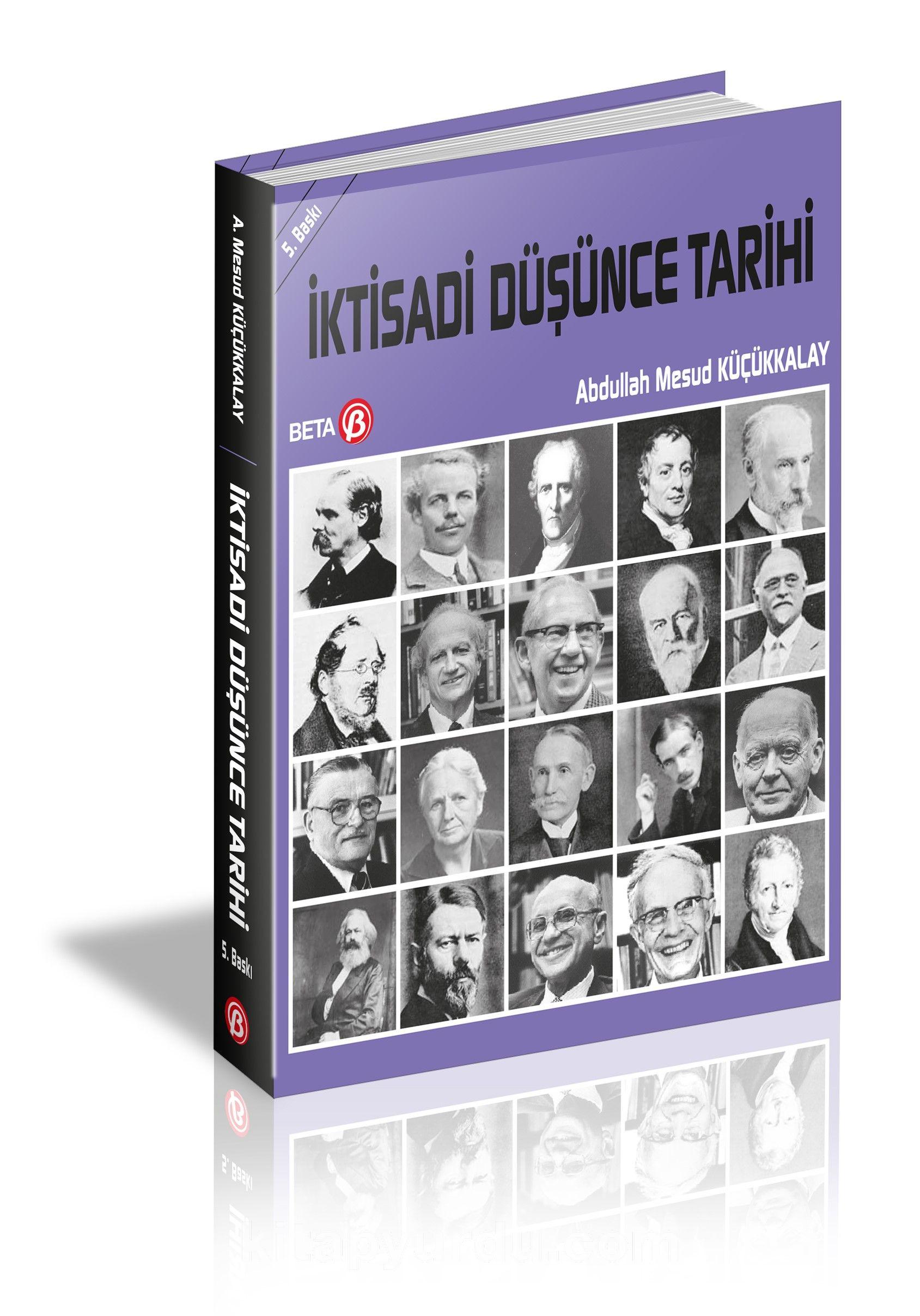 İktisadi Düşünce Tarihi - A. Mesud Küçükkalay pdf epub