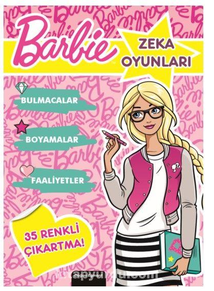 Barbie Zeka Oyunları Faaliyet Kitabı - Kollektif pdf epub