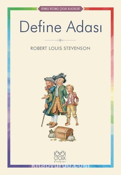 Define Adası - Robert Louis Stevenson pdf epub