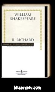 II. Richard (Karton Kapak)