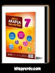 7. Sınıf Akıllı Arapça Yazı Defteri
