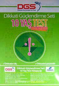 10 Yaş Test (Görsel Algı Testi)