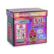 L.O.L Bebek ve Mobilya Oyun Seti - Yatak Odası-Neon Q.T. (08302)