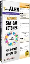 ALES Matematik Sayısal Yetenek Çek Kopart Yaprak Test