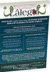 Lalegül Aylık İlim Kültür ve Fikir Dergisi Sayı:21 Kasım 2014