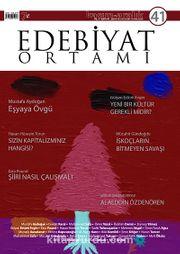Edebiyat Ortamı Dergi Sayı:41 Kasım-Aralık 2014