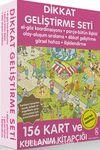 Dikkat Geliştirme Seti - 156 Kart ve Kullanım Kitapçığı