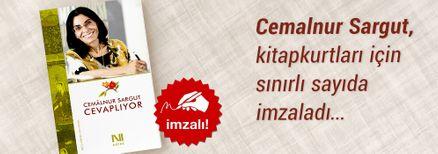 Cemalnur Sargut Cevaplıyor. Cemalnur Sargut, Kitapkurtları için Sınırlı Sayıda İmzaladı.