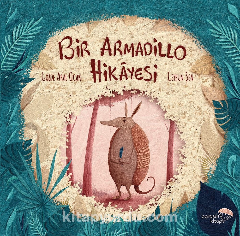 Bir Armadillo Hikayesi  PDF Kitap İndir