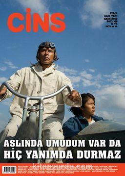 Cins Aylık Kültür Dergisi Sayı:49 Ekim 2019