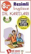 8. Sınıf Resimli İngilizce Dil Kartları
