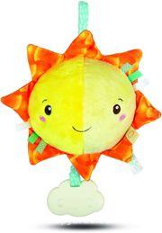 Baby Clementoni - Müzikli Karyola Oyuncağı Güneş (17270)
