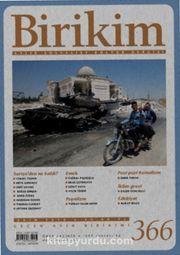 Birikim Aylık Sosyalist Kültür Dergisi Sayı:366 Ekim 2019