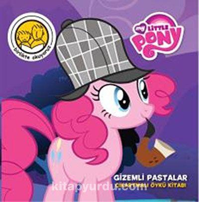 My Little Pony Gizemli Pastalar Çıkartmalı Öykü Kitabı -  pdf epub