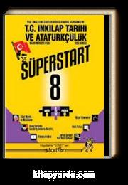 8. Sınıf T.C. İnkılap Tarihi ve Atatürkçülük Süperstart Soru Bankası