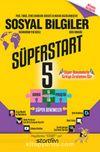 5. Sınıf Süperstart Sosyal Bilgiler Kavra Geliştir Pekiştir Süper Denemeler
