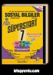 7. Sınıf Süperstart Sosyal Bilgiler Kavra Geliştir Pekiştir Süper Denemeler
