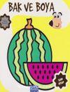 Bak ve Boya Türkçe-İngilizce Sarı Kitap