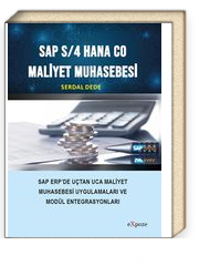 SAP S/4 HANA CO Maliyet Muhasebesi
