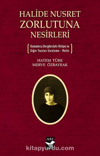 Halide Nusret Zorlutuna Nesirleri - Hatem Türk pdf epub