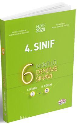 4. Sınıf 6 (3+3) Deneme Sınavı - Kollektif pdf epub