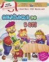 Goldilocks ve 3 Ayı-Çıkartmalı Peri Masalları
