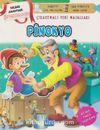 Pinokyo-Çıkartmalı Peri Masalları