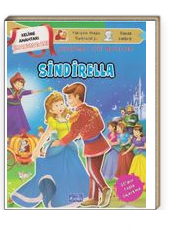 Sindirella-Çıkartmalı Peri Masalları