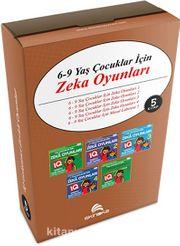 6-9 Yaş Çocuklar İçin Zeka Oyunları (5 Kitap)