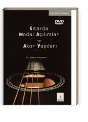 Gitarda Modal Açılımlar ve Akor Yapıları (Dvd İlaveli)
